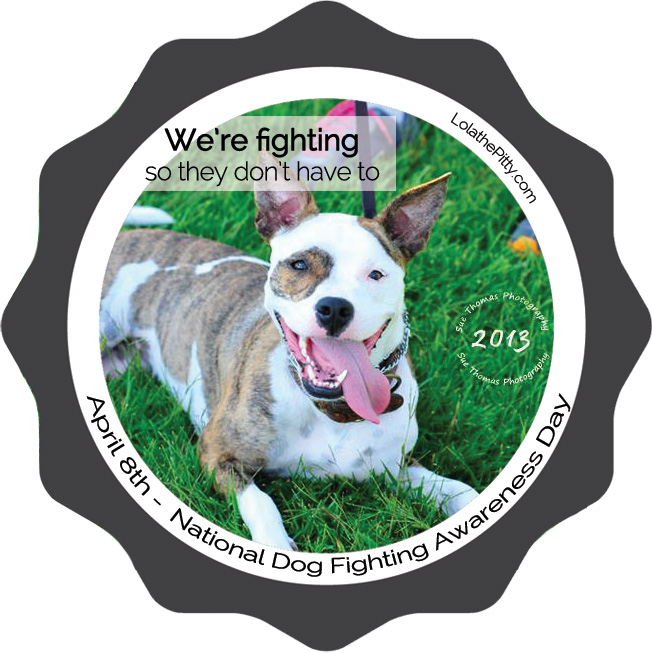 We're fighting so they don't have to. #NDFAD @lolathepitty