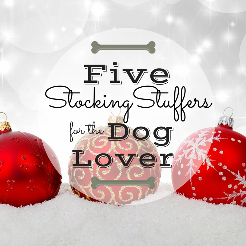 Five Stocking Stuffers for the Dog Lover