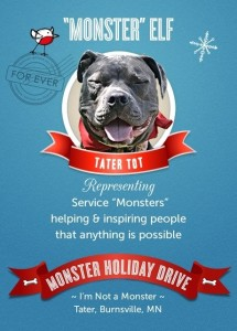 Monster Holiday Drive Wrap-Up | Lolathepitty.com