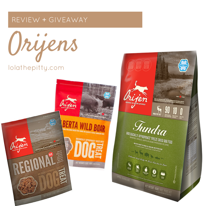 Orijens Review and Giveaway | lolathepitty.com