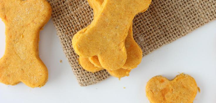 Sweet Potato Dog Treat Recipe - lolathepitty.com